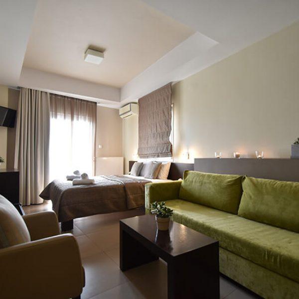 dionisos hotel junior suite