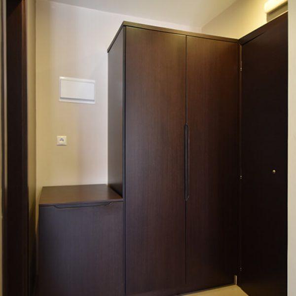 junior suite wardrobe